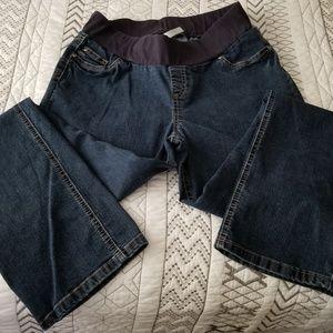 EUC Maternity Jeans Boot Cut